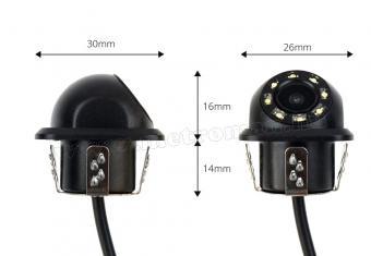 Autós tolatókamera MM305-HD-LED