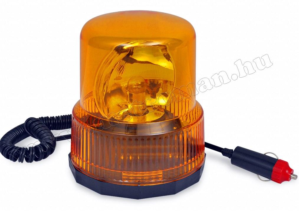 Megkülönböztető jelzés, villogó narancs sárga WS1002