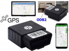 Autós GSM GPS Nyomkövető Mlogic GPS-500-OBD2 Tracker