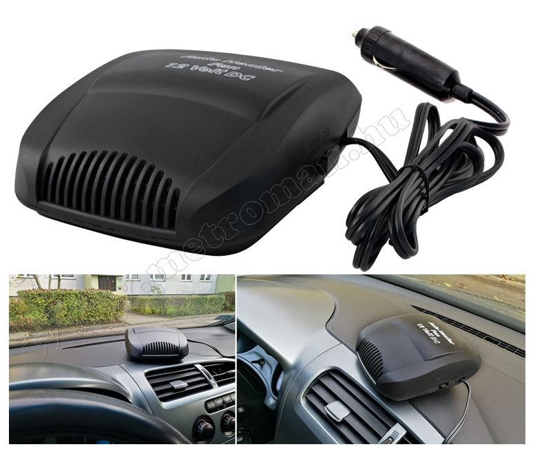 Autós szélvédő hősugárzó 12V 150W M4410