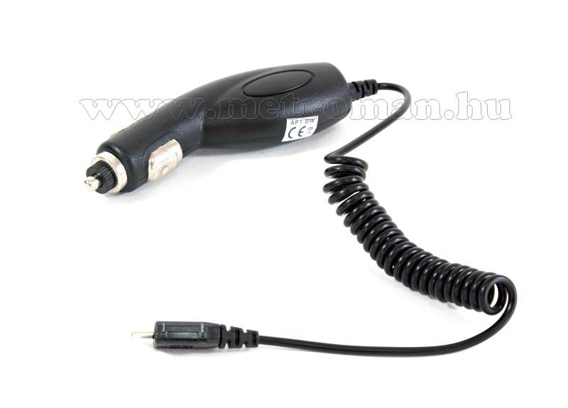 Mobiltelefon autós töltő, Micro USB MLS36B