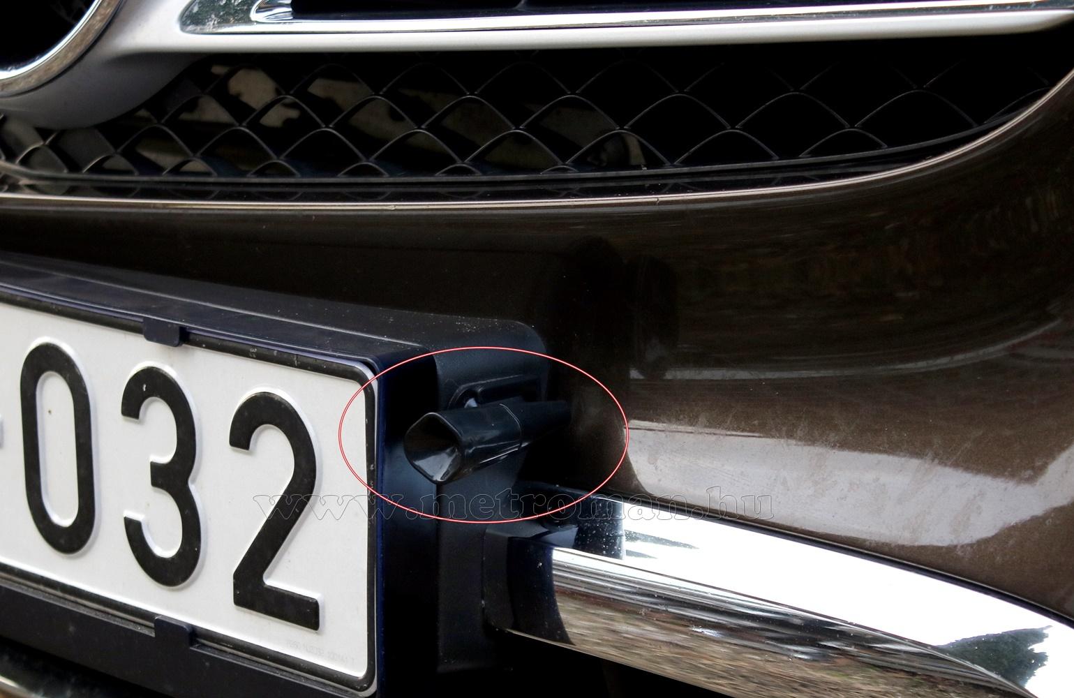 Ultrahangos autós vadriasztó síp, MM5852