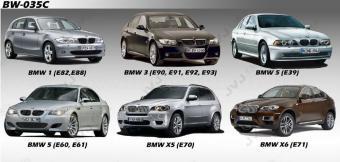 BMW tolatókamera, BW-0358C