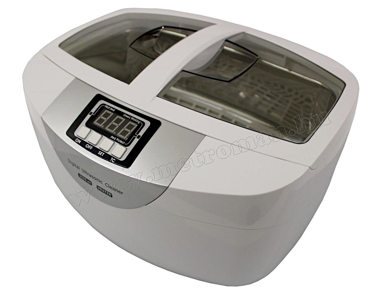 Ultrahangos mosó, tisztító készülék,  CD-4820