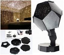 Csillag projektor készlet M0529
