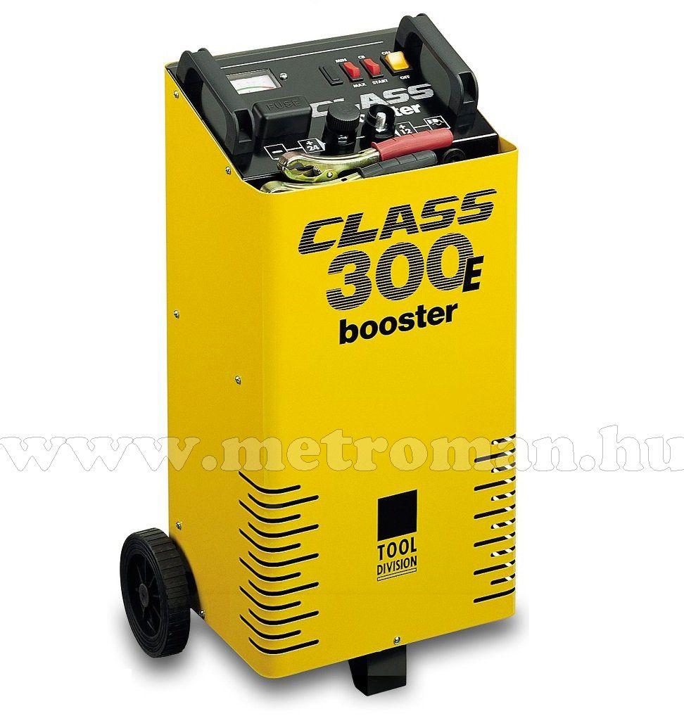 Akkutöltő DECA Class Booster 300E 343100 Sérült