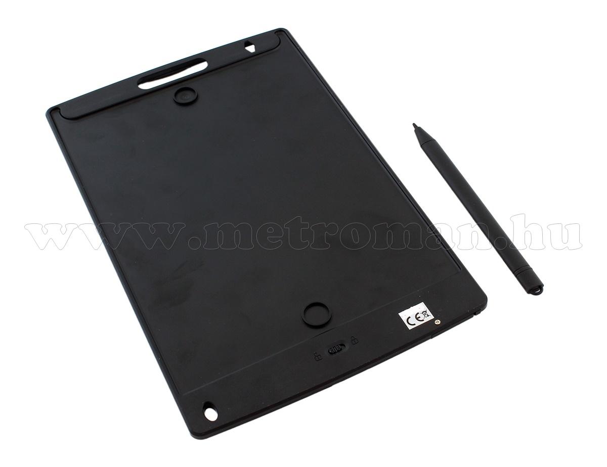 Digitális LCD írótábla jegyzet felíró füzet MG633A