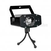 Diszkó RGB LED fényeffekt Manta MDL011