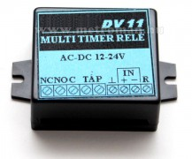 DV-11/2 időzítő - késleltető modul