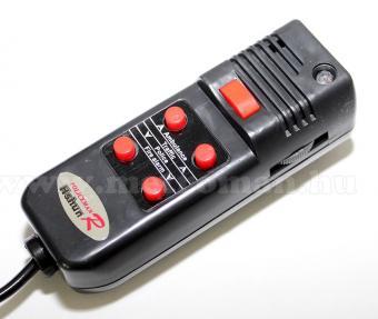 Elektronikus autós 5 hangú sziréna, hangosbeszélő, ES30BW