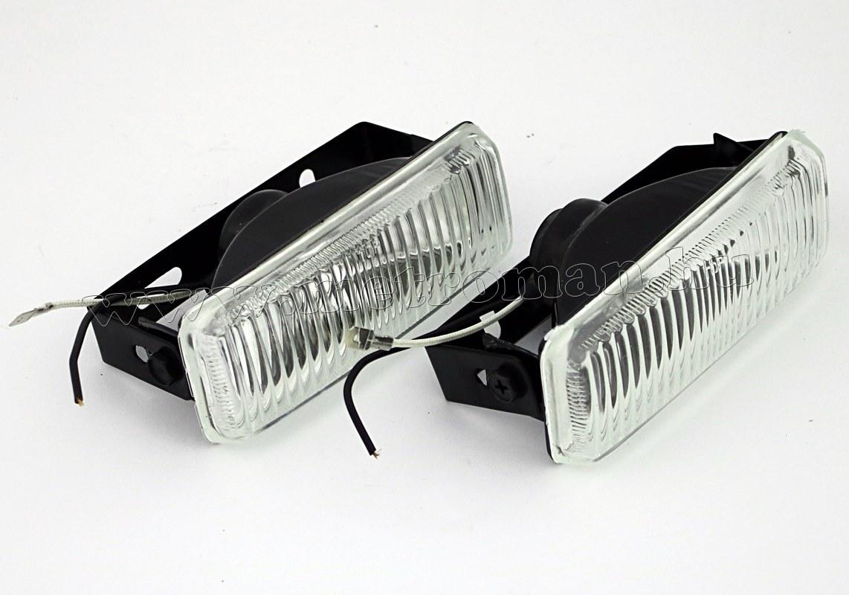 Ködlámpa szett, HD-4215