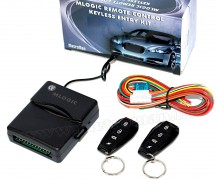 Központizár vezérlő távirányító szett, Mlogic MM-095NEW