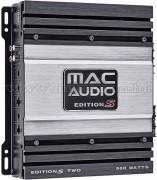 Mac Audio Edition S TWO autóerősítő, 2 csatornás