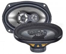 Mac Audio Power Star 69.3 háromutas, ovál autóhangszóró, 16x24 cm-es