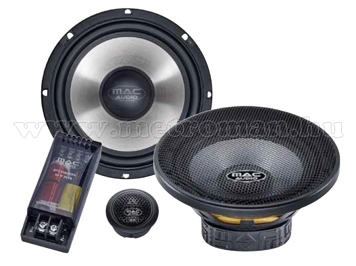 Mac Audio Power Star 2.13  kétutas, autóhangszóró szett 13 cm-es