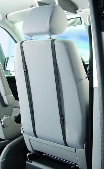 MagicComfort fűthető autós ülésborító MH-40-GS 12 V, Mintás