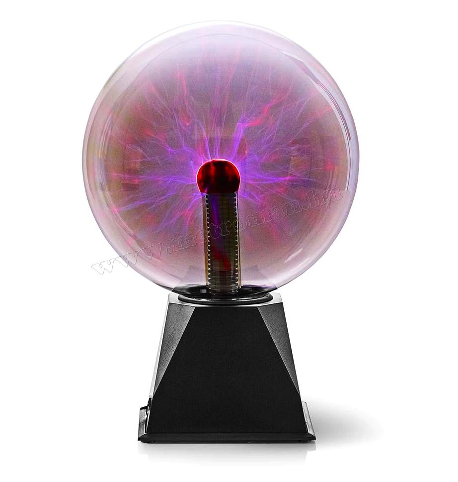 Plazmagömb, mágikus fénygömb