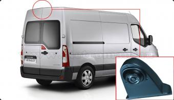 Mercedes Sprinter, VW Crafter tolatókamera szett, monitor nélkül