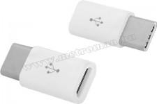 Micro USB - USB-C adapter M8420