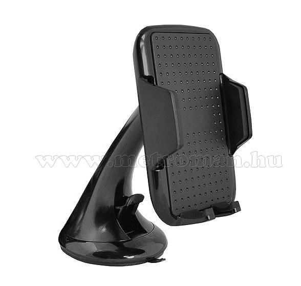 Univerzális tapadókorongos telefon és GPS navigáció tartó MF102