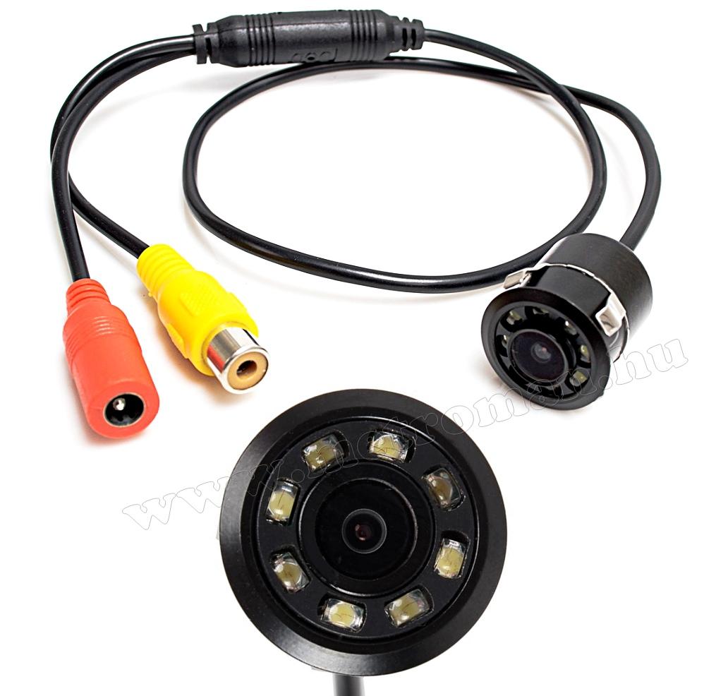 Autós tolatókamera Mlogic MM-0227 LED