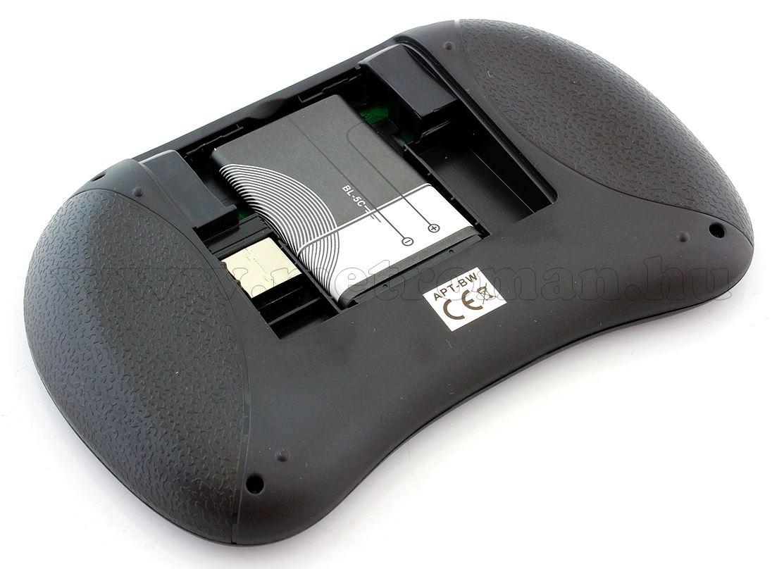 Mini Vezeték nélküli mini billentyűzet Mlogic MK198A