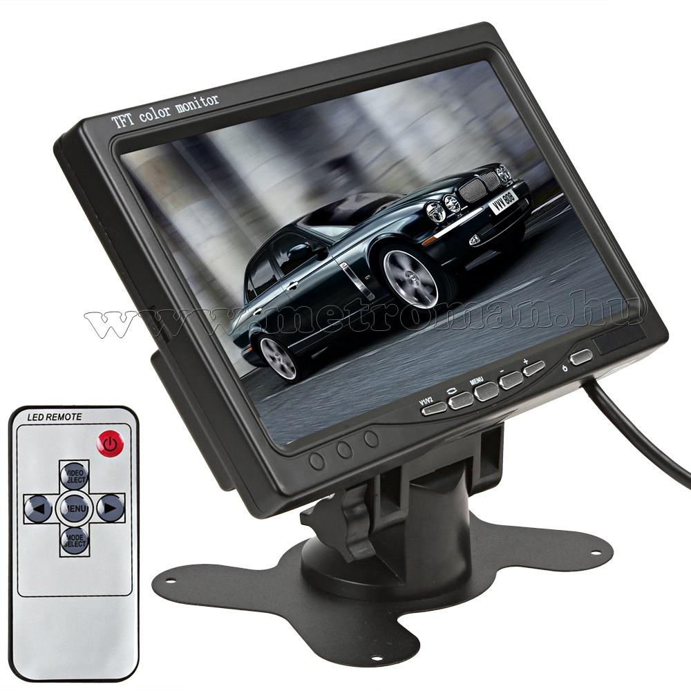 "Autós 7"" TFT LCD monitor Mlogic MM1443"