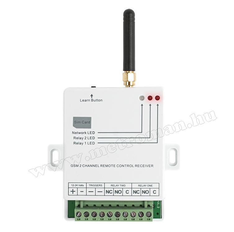 GSM kapunyitó távirányító MM1000GSM2