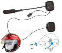Motoros sisak kihangosító bluetooth headset MM1032BT