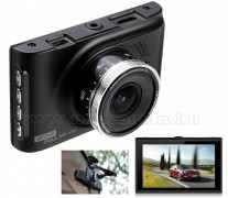Autós Full HD menetrögzítő kamera DVR 100 FHD