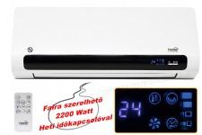 Elektromos ventilátoros programozható fali fűtőtest FKF 65221