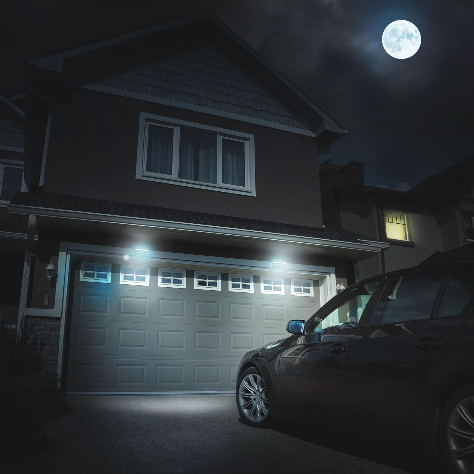 Kültéri napelemes LED reflektor M270WH