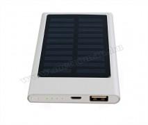 Napelemes külső akkumulátor és telefon töltő MUS2