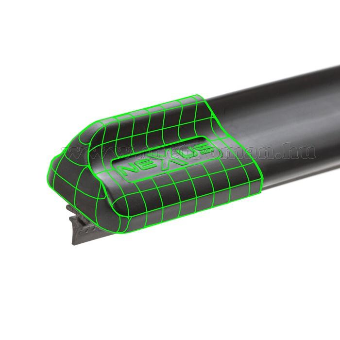 """Profi univerzális flexibilis ablaktörlő Nexus Monsoon 21""""/53 cm"""