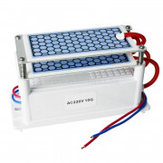 Ózongenerátor alkatrész, tápegység 2 db ózonlappal  M21901A-10G