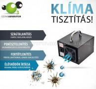 Ózongenerátor Fertőtlenítő Szagtalanító Lég és Klíma tisztító készülék MLH-150-5G