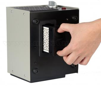 Ózongenerátor Fertőtlenítő Szagtalanító Lég és Klíma tisztító készülék MHE-150RS