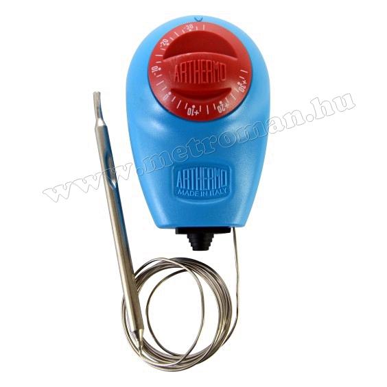 Szerelhető hőmérsékletkapcsoló termosztát Arthermo 093