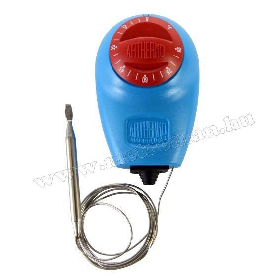 Szerelhető hőmérsékletkapcsoló termosztát Arthermo 097