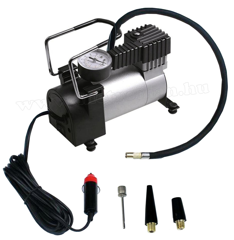 Autós kompresszor , autópumpa M010