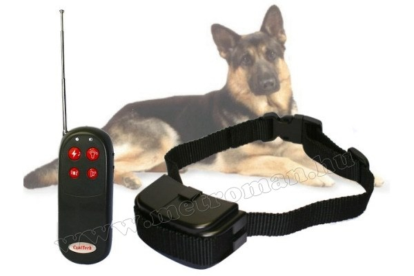 Távirányítós elektromos kutya nyakörv MG26