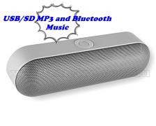 Hordozható USB/SD MP3 lejátszó és Bluetooth multimédia hangszóró BT 2500