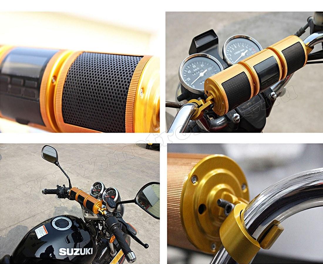 Motoros Bluetooth hangszóró és rádió MP3 lejátszóval MS-8584B