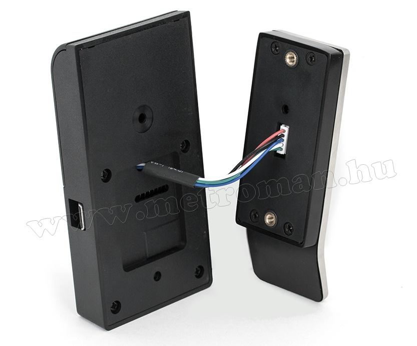 Kódos és RFID kártyás elektromos szekrényzár MM880