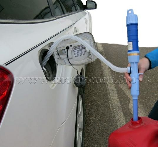 Mobil elektromos üzemanyag és víz szivattyú BW-2D