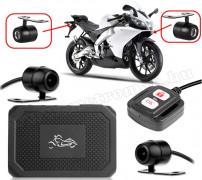 Motoros menetrögzítő kamera MM0118B