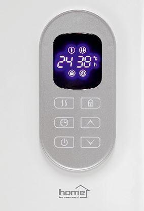 Android iPhone Okos telefonról kapcsolható elektromos fűtőtest FK 420 Smart WIFI