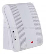 Elektromos ultrahangos szúnyogriasztó 50 m2-es területre,  Weitech WK0029